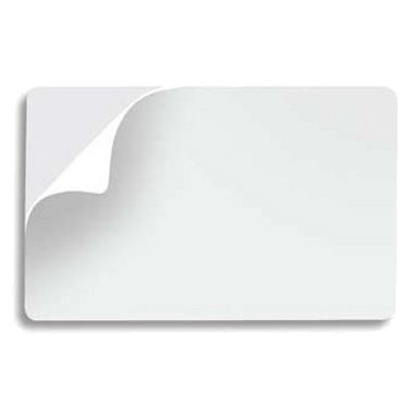 Tarjeta Sticker para Carnet Sobre Tarjeta RFID | 100 Unidades | StickyCard