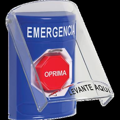 SS2429EM-ES   Estación de Emergencia Tipo Botón de Enclavamiento