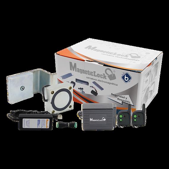 Electroiomanes inalámbricos para puerta, uso en interior o exterior | Magneticlock | BioEntrada Colombia