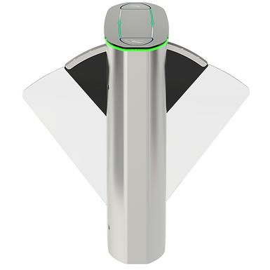 CAME Speed Gate | Mueble central doble pasillo de movilidad reducida