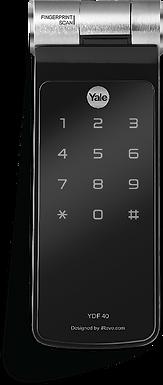 Cerrojo Digital Biométrico de Huella y Teclado YDF40   Envío Incluido  YALE