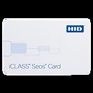 Solución de Identificación HID iCLASS Seos, Tarjeta con Comunicación Encriptada