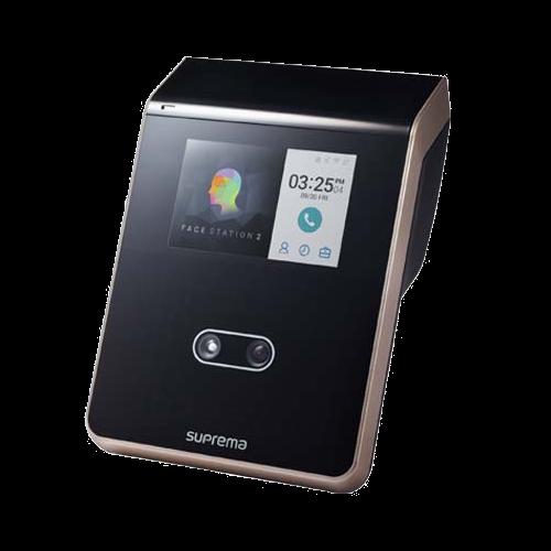 FaceStation 2   Reconocimiento Facial   Mifare + EM4100   PoE   FS2-D