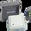 Kit Control Remoto, 1 Receptor 1 Transmisor y 1 Botón Fijo Inalámbrico