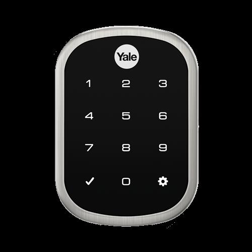 Cerrojo Digital de Teclado para 25 Usuarios | YRD256 Yale Real Living