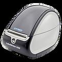 Etiquetadora de Papel Térmico para Software de Control de Visitantes