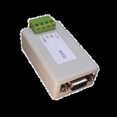 Convertidor RS232 a Wiegand para Control de Acceso