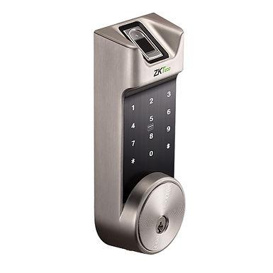 AL40B  Cerrojo con Lector de Huella Digital, Teclado, Bluetooth | ZK TECO