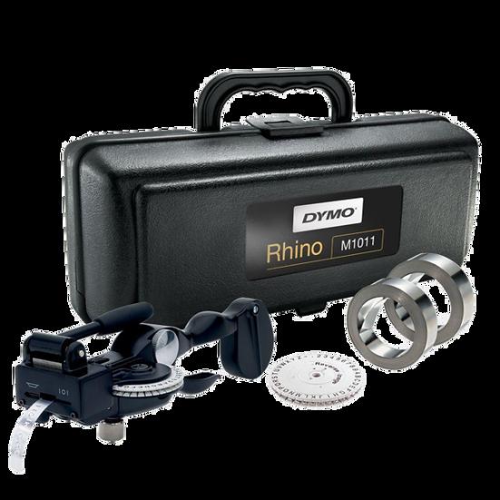 Dymo Industrial   Rotuladora de Cintas Metálicas   Rhino M1011