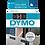 Thumbnail: DYMO 45021   Cinta Plastica Impresión Blanco/Negro de 12mm x 7m