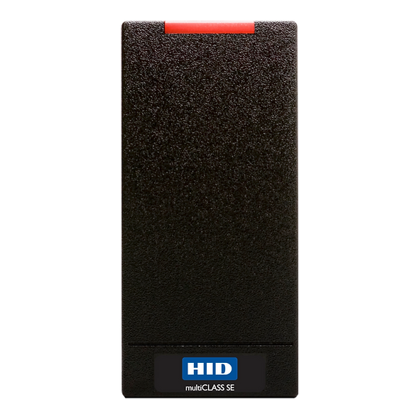 RP10 Lector de Proximidad HID Multi Tarjeta: Proximity, iClass, Mifare, EM, NFC