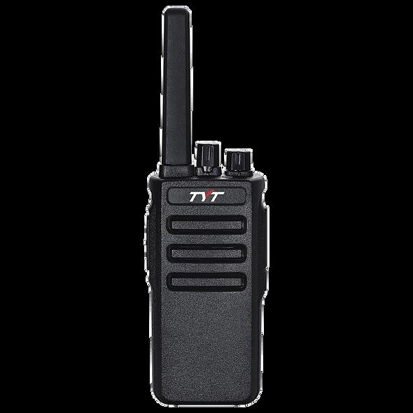 Radio Portátil Profesional UHF 400 - 470 MHz / 2W. 16 Canales | TYT TC-F1