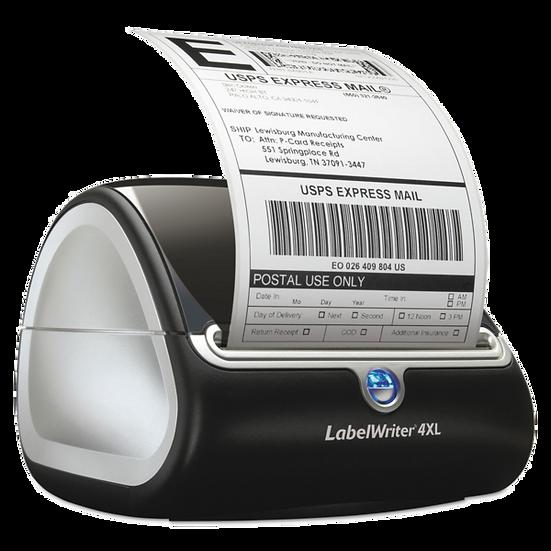 DYMO 4XL LabelWriter Impresora de Etiquetas de Gran Formato |1755120