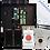 Kit de Control de Acceso HID Todo en Uno para 2 Puertas