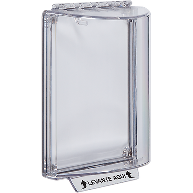 STI-13000NC | Stopper Transparente para Estación de Incendio