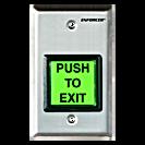 Enforcer Botón Iluminado de Salida Push To Exit