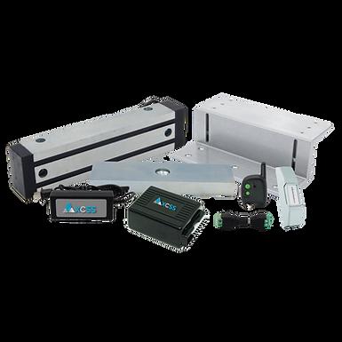 AXCSS Electroiman rectangular inalambrico de 2500 libras todo en uno | AXR2500W