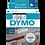 Thumbnail: DYMO 45803 | Cinta Plastica Impresión Negro/Blanco 19mm x 7m