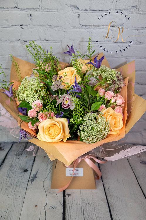 Luxury Florist Choice Hand Tied Bouquet