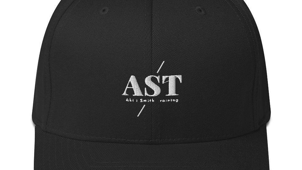 Structured Twill Cap