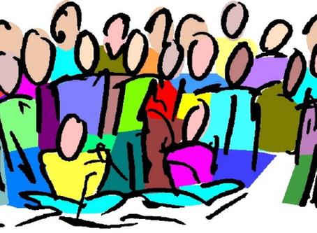Assemblea de famílies sòcies el 28 de novembre