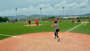 Jornada de beisbol i softbol popular