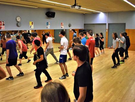 Jornada familiar de coreografies i activitats dirigides
