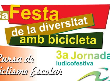 Capaciclem, la Festa de la Diversitat amb Bicicleta