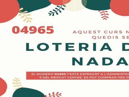 Loteria de Nadal de l'AMPA