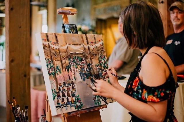 painting process lauren's wedding.jpg