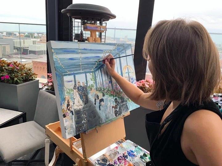 painting process mil wedding.jpg