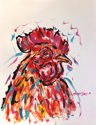 Cock-A-Doodle Doo