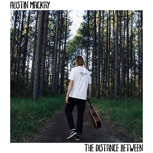 The Distance Between - CD