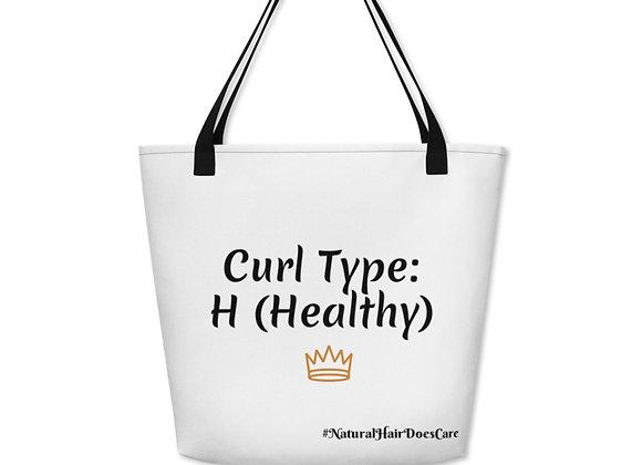Curl Type - Hair Bag