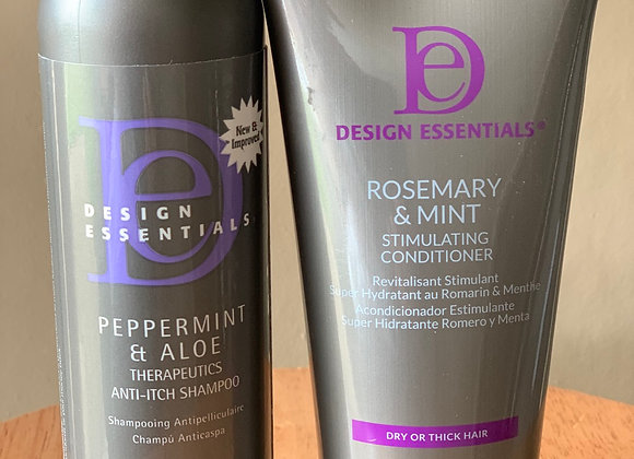 Soothing Scalp Shampoo & Conditioner Bundle
