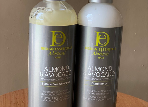 Moisture & Hydration, Shampoo & Conditioner Bundle