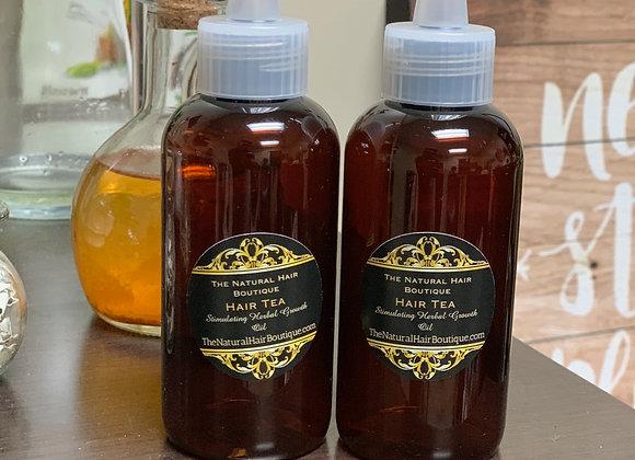 Hair Tea, Stimulating Hair Growth Oil 4oz