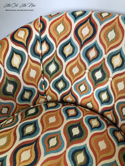 Detail of Mid Century Chairs