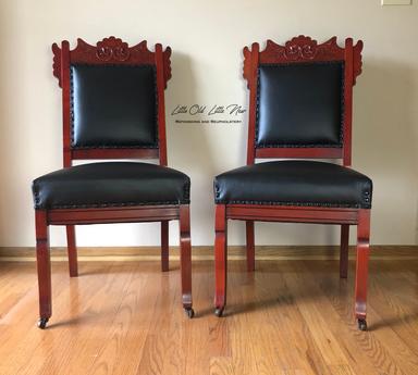 Uncle Joe's Chairs