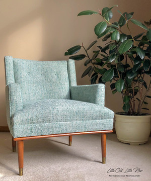 Vintage MCM Chair