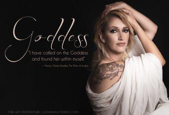 You, Goddess!
