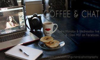 Coffee & Chat LIVE