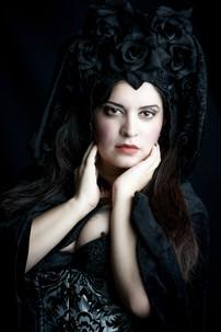 Conceptual Portraiture by Sazhrah Gutierrez Photography. Fantasy, surreal, storytelling.