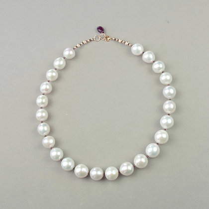 Culture Pearl Necklace