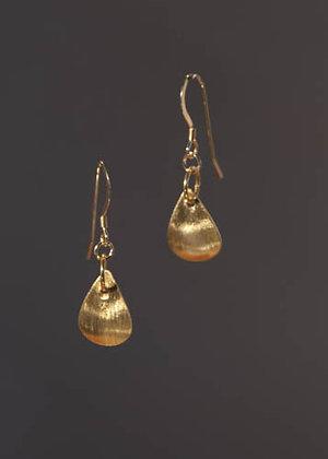 E02434 Gold Vermeil Earrings