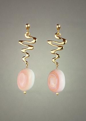 Queen Conch Shell Earrings