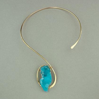 Hemmimorphite Collar