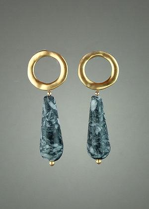 Pinolith Earrings