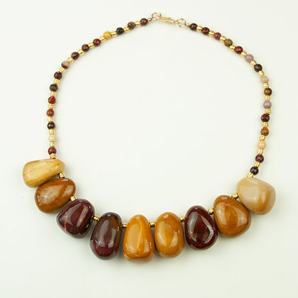 Australian Mookite Necklace