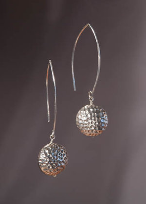 209459 Sterling Silver Earrings